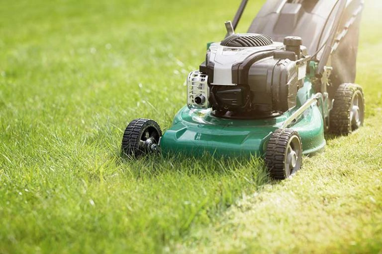 Lawn Mower Starts Then Dies: Reasons Why & How to Fix Them